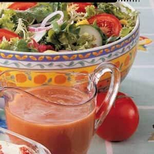 No-Oil Salad Dressing