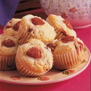 Touch of Spring Muffins