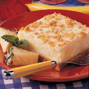 Marshmallow Graham Dessert
