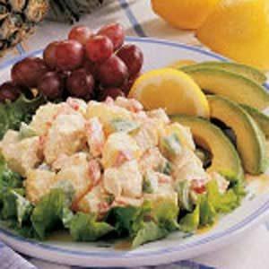 Avocado Malibu Salad