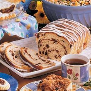 Raisin Cinnamon Bread Recipe Taste Of Home