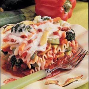 Very Veggie Lasagna