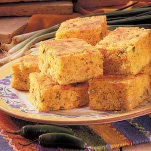 Crawfish Corn Bread