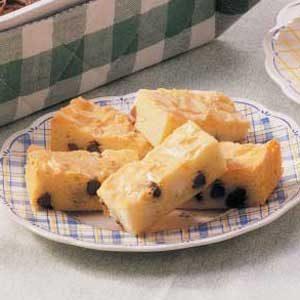 Macadamia Chip Brownies