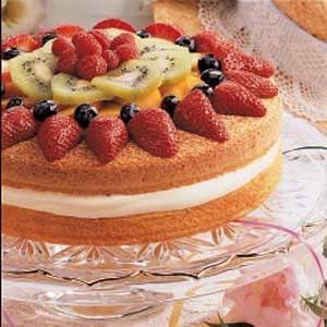 Lemon Jello Cake Taste Of Home