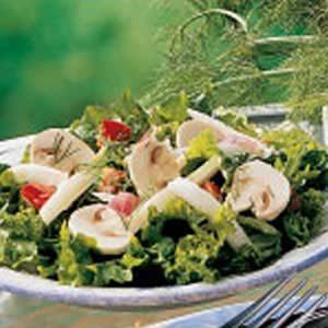 Fennel Green Salad