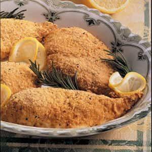 Lemon Chicken Bake
