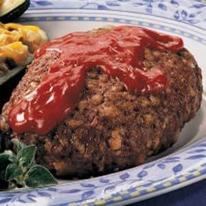Meat Loaf Patty