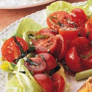 Basil Cherry Tomatoes