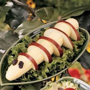 Banana-Pear Caterpillar