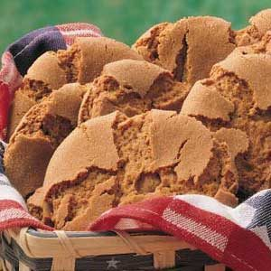 Jumbo Molasses Cookies