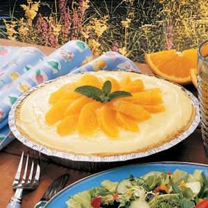Refrigerator Orange Pie