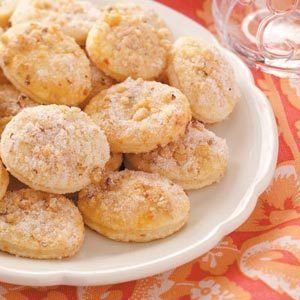 surprise cookies recipe taste of home rh tasteofhome com cottage cheese cookies chocolate cottage cheese cookies keto
