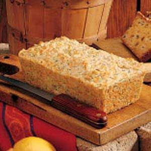 Cheddar-Dill Bread