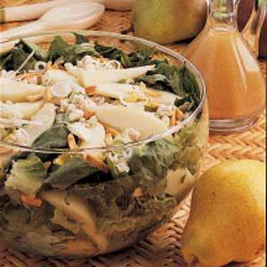Roquefort Pear Salad