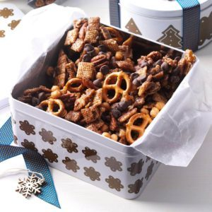 Turtle Snack Mix