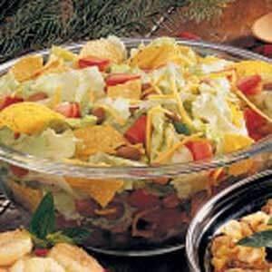 Bean Tossed Salad