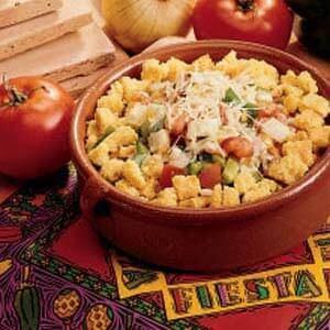 Festive Cornbread Salad