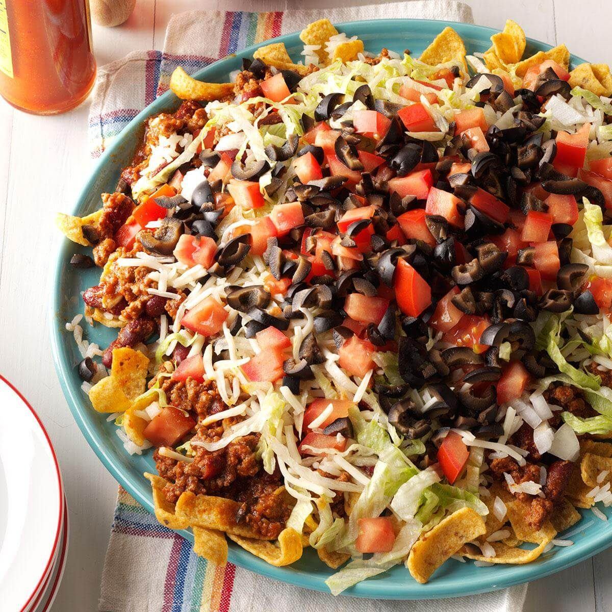 Top 10 Mexican Dinner Recipes: Mexican Fiesta Platter Recipe