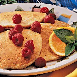 Hearty Hotcakes