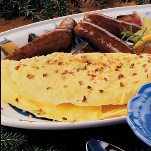 Hot 'n' Spicy Omelet