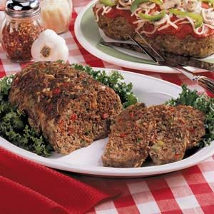 Confetti Meat Loaf