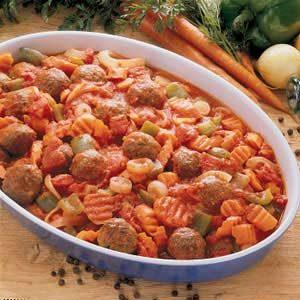 Garden's Plenty Meatballs