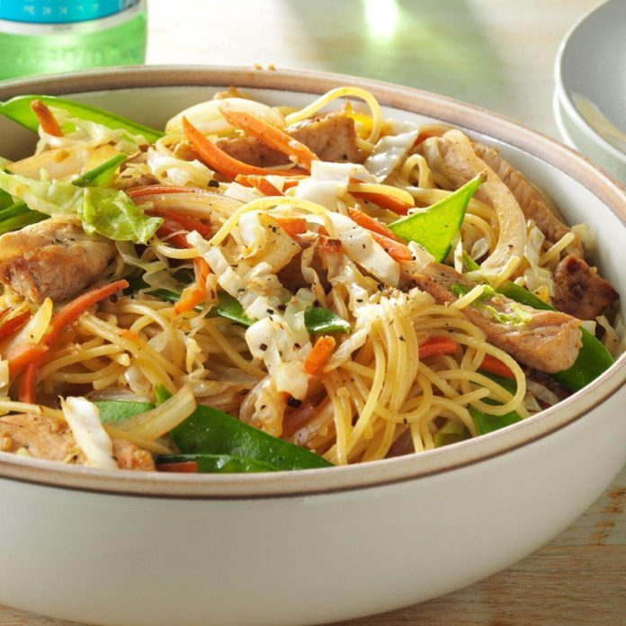 Pork Pancit