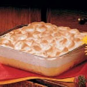Coconut Cream Pudding