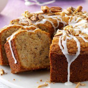 Festive Nut Cake