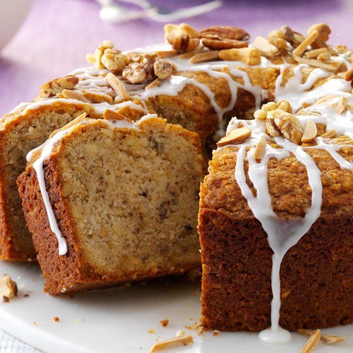 Sarah Polk: Sarah Polk Hickory Nut Cake