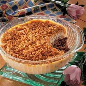 Crunchy Rice Casserole