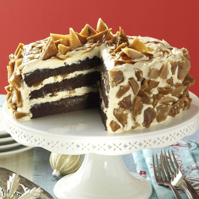 Over-the-Top Chocolate Cake