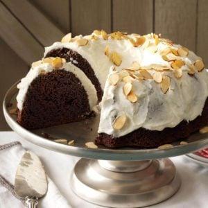 Chocolate Almond Recipes