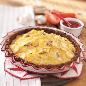 Saucy Scalloped Pie