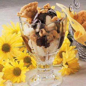 Peanut Butter Cookie Parfait