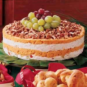 Elegant Cheese Torte