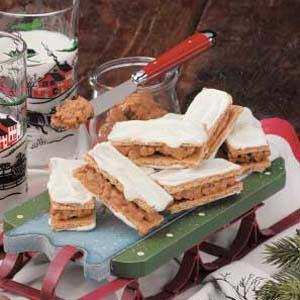 Nutty Sandwich Treats