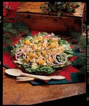 Tropical Turkey Salad