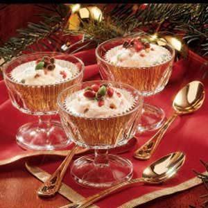 Noel Ice Cream Cups