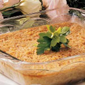 Louisiana Sweet Potato Casserole