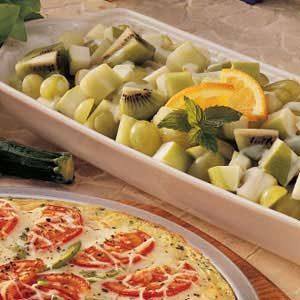 Emerald Fruit Salad