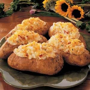 Makeover Twice-Baked Potatoes