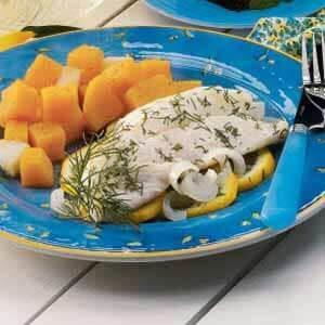 Lemon Dill Walleye