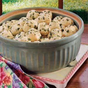 German Potato Balls