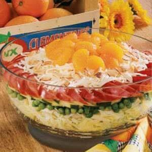 Sunny Layered Salad