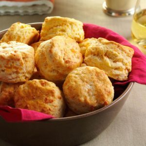 Cheddar Corn Biscuits
