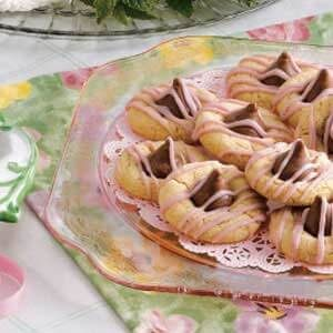 Almond Kiss Cookies