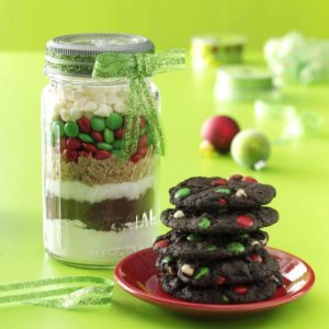 Double-Dutch Chocolate Holiday Cookies