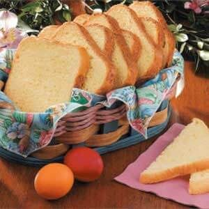 Golden Egg Bread